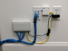 AFN Cubicle Wall Switch
